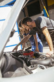 In Auto Service Royalty Free Stock Photo