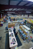 Auto Service Parts Warehouse Royalty Free Stock Image