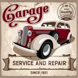 Auto service stock illustration