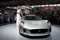 Auto Shanghai 2011 Royalty Free Stock Photography