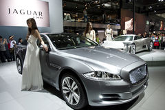 Auto Shanghai 2011 Royalty Free Stock Photo