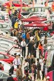 Auto show Royalty Free Stock Image