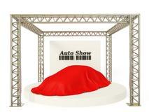 Auto show Stock Photos