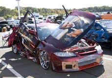 Auto Show Stock Photo