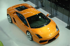 Auto Show in China, Shenzhen Royalty Free Stock Image