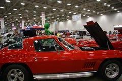 Nice auto show Royalty Free Stock Photo