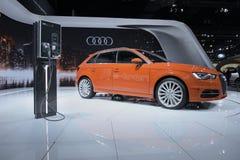 Auto show Stock Images