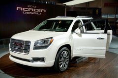 Auto Show. February 12, 2012 in Chicago, Illinois. Stock Images
