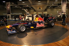 Auto Show Formula 1 Car Stock Images
