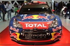 Auto Show Istanbul 2010 Stock Photos