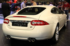 Auto Show Istanbul 2010 Royalty Free Stock Images