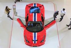 Auto show Stock Image
