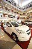 Auto show Royalty Free Stock Photo