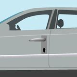 auto skåp Arkivfoton