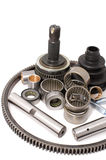 Auto spare parts Stock Images