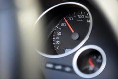 Auto speedoometr Stockfotos