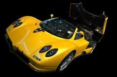Auto-Sport stockfotografie