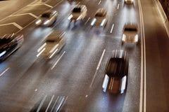 Auto-Spuren Lizenzfreies Stockfoto