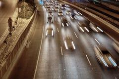 Auto-Spuren Lizenzfreies Stockbild