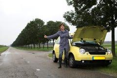 Auto-stop Photos libres de droits