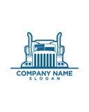 Auto sumário do caminhão Imagens de Stock Royalty Free