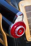 auto tailfin Arkivfoto