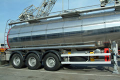 Auto tanque Fotografia de Stock