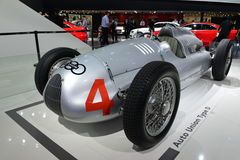 Auto tipo carro da união de competência de D Fotografia de Stock Royalty Free