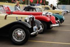 Auto toon 2008 Stock Afbeeldingen