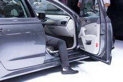 Auto toon royalty-vrije stock afbeelding