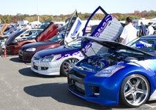 Auto toon Stock Foto's
