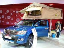 Auto toon 2015 Istanboel, Turkije Royalty-vrije Stock Foto's