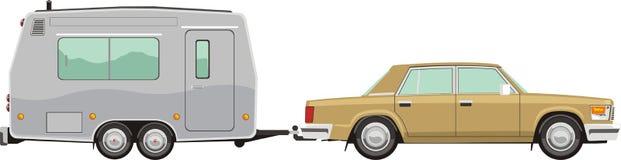 Auto tourism Stock Photo