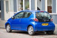 Auto Toyotas Aygo AB40 Lizenzfreies Stockbild