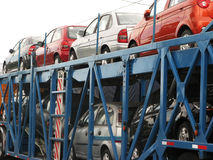 Auto Transport Stock Image