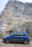 Auto turism Royaltyfri Fotografi