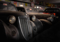 Auto Union Car Royalty Free Stock Photos