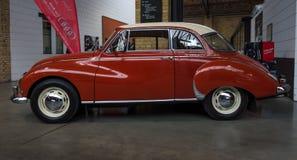 Auto union 1000 för tappningbil Arkivfoton
