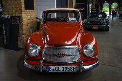 Auto union 1000 för tappningbil Arkivbild