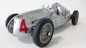 Auto union formula one racing car Royalty Free Stock Photography
