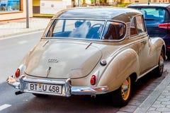 Auto Union 1000 German Oldtimer Stock Image