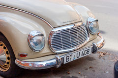 Auto Union 1000 German Oldtimer Stock Images