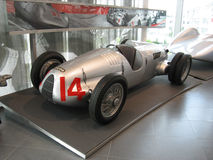 1938 Auto Union V16 Type C/D Royalty Free Stock Image