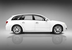 Auto van luxe 3D SUV Stock Foto