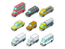 Auto. vector illustration Stock Image