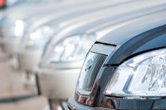 Auto-Vertragshändler Lizenzfreies Stockbild