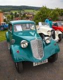 Auto veteran. Exhibition veteran cars and motorcycles Stock Image
