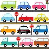 Auto/Voertuigen/Vervoer stock illustratie