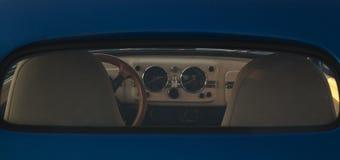 Auto Moskvich Stock Photo