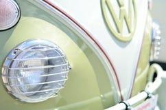 Auto Volkswagen Combi Stockbild
